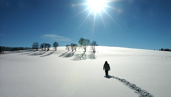 person-walking-snow